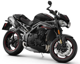 Triumph Speed Triple RS Review